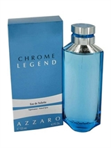 AZZARO Chrome Legend EDT 125 ml - Тестер за мъже