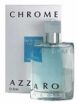 AZZARO Chrome EDT - Тестер за мъже