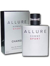 CHANEL Allure Sport EDT - Парфюм за мъже
