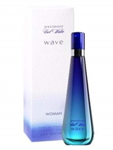 DAVIDOFF Cool Water Wave EDT - Тестер за жени