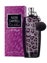 NAOMI CAMPBELL Cat Deluxe at Night EDT - Парфюм за жени